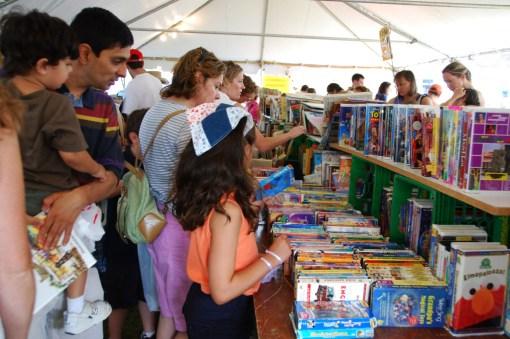 Westport Library Book Sale