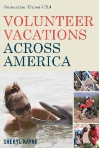 Sheryl Kayne Book -Volunteer Vacations